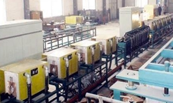 induction quenching line quenching Quenching induction quenching line